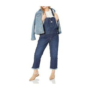 Levis Plus Overalls Two Horse Brand 22W